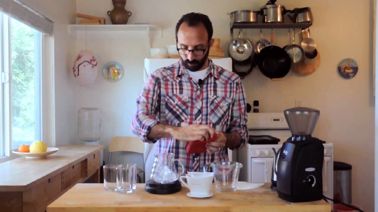 How to Make Japanese Iced Coffee on Vimeo
