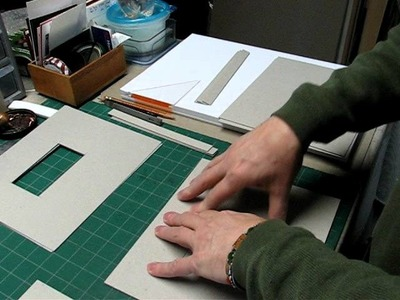 Japanese Binding in Boards - Part 1