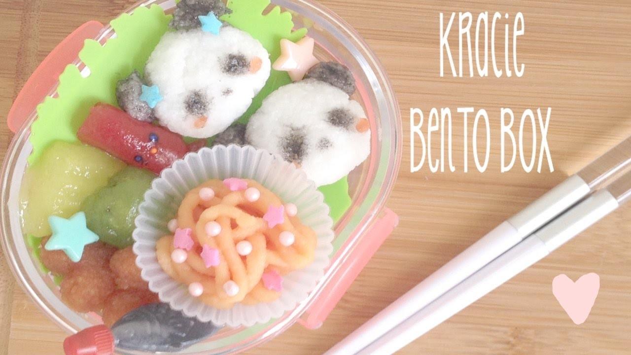 Kracie Arrange Pop n Cook Miniature Sushi Bento Box Candy Set DIY