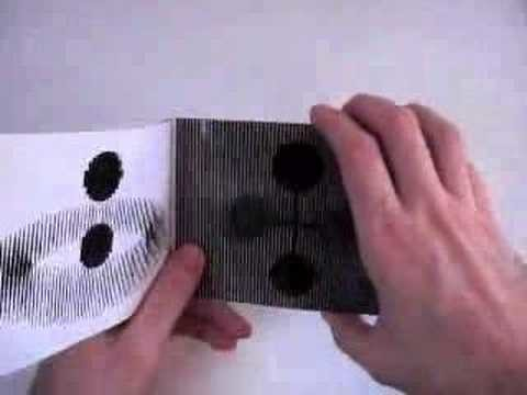 Magic Moving Images - Animated Optical Illusions book.