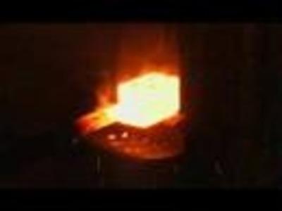 Making damascus steel 1
