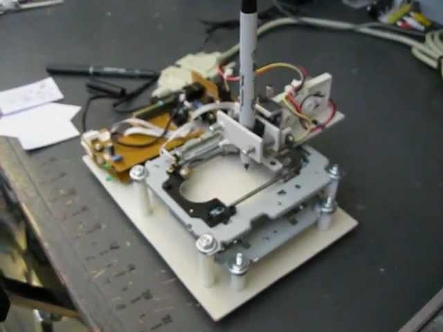 Creating your own XY Plotter : arduino - reddit