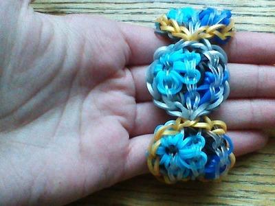 NEW Rainbow Loom Bubble Burst Bracelet