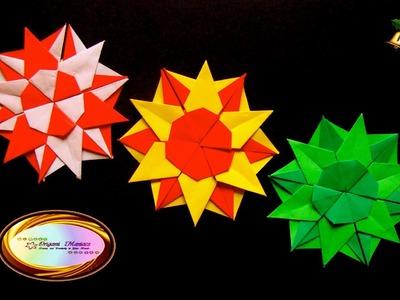 Origami Maniacs 89: Snowflakes 3