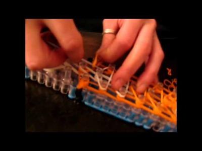 Original LQ Designs rainbow loom fox tutorial