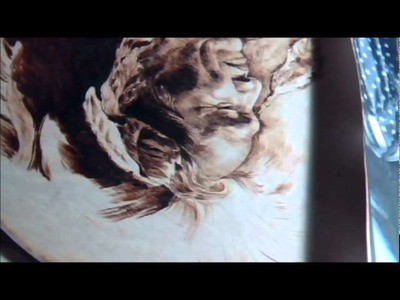 Pyrography art by Jean bouick-04(American Indian)