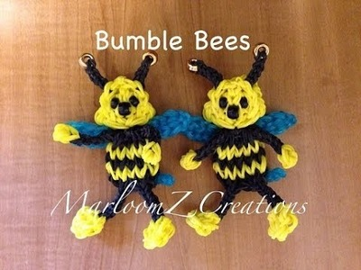 Rainbow Loom Bee: How To