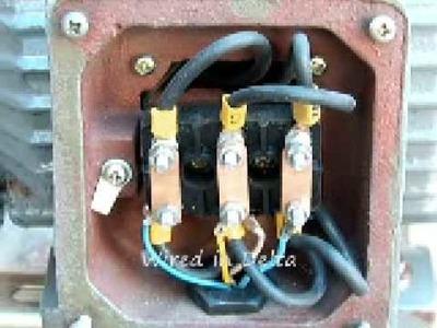 RV-3 PH motor as Generator (Better Result)