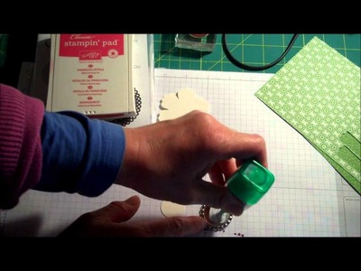 Stampin' Up! Two Minute Technique: Punch Ideas
