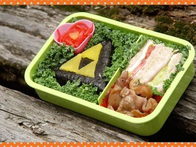 The Legend of Zelda Bento Box | Cooking