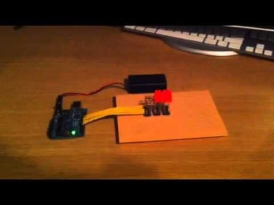 Arduino Project: DIY LED Matrix - Auto Animations