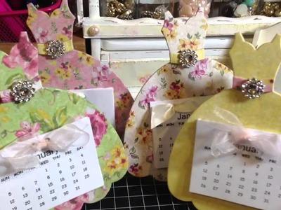 Craft Fair Calendars