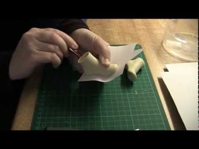 FDS Tutorial: Making a pattern for doll shoe soles