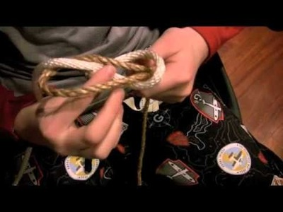How to Tie a Square Knot: EASIEST WAY EVER (promise)