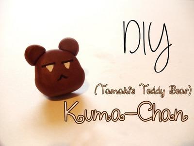 Ouran High School Host Club Kuma-Chan Tutorial [Polymer Clay ^_^]