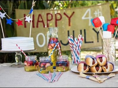 20 Eazy DIY Independence Day 2015 Decorations