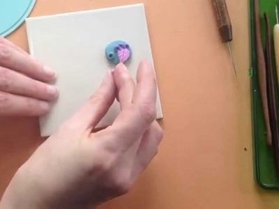 Beginner Polymer Clay Sculpting:  Basic Shapes.