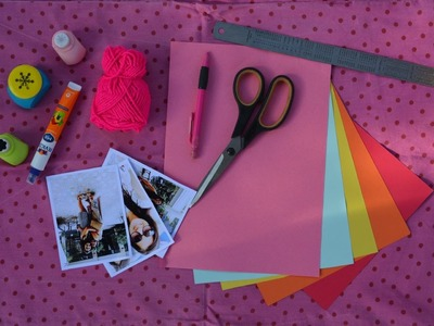 DIY gift idea- Simple, cute and low cost!