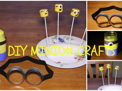 DIY Minions Crafts :)