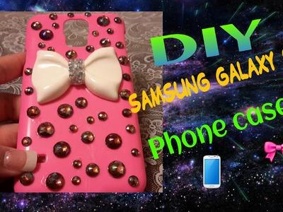 DIY PHONE CASE SAMSUNG GALAXY S5