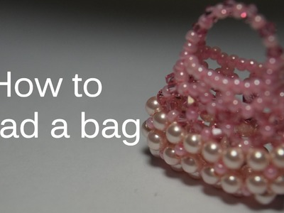 How to bead a bag