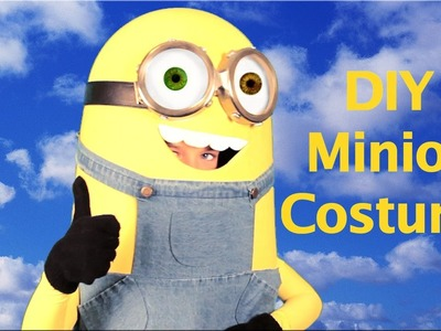 How to Make a Minion Costume Best DIY!