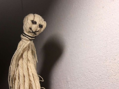 How To Make A Scary Hanging  Ghost - DIY Crafts Tutorial - Guidecentral