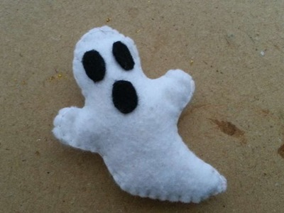How To Make A White Ghost Soft Toy - DIY Crafts Tutorial - Guidecentral