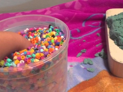 Lego Mini Figure: Perler Bead Surprises!!!