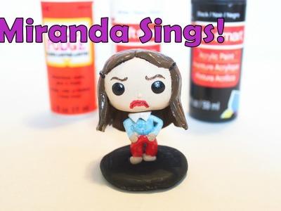 Miranda Sings Doll Funko POP style How to make Polymer dolls