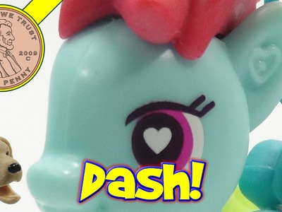 My Little Pony Pop Rainbow Dash, My Little Doggie