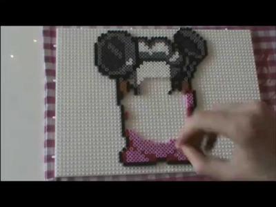 Perler Beads Perler Beads Ideas Kawaii Series 10 Kirby
