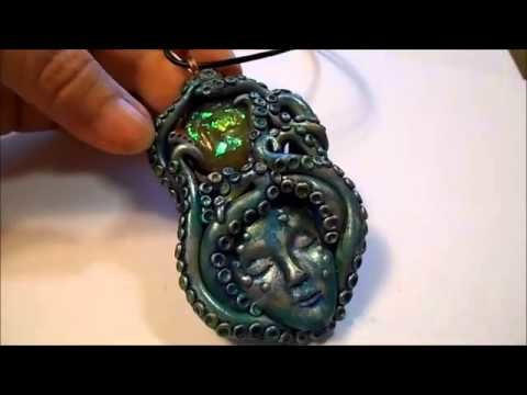 Polymer Clay Jewelry share& what I've been up to for May