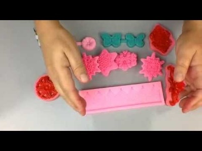 Possibilities for using molds on Polymer Clay TV
