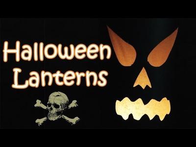 VERY EASY!! Halloween decorations- Lantern - Ana   DIY Crafts