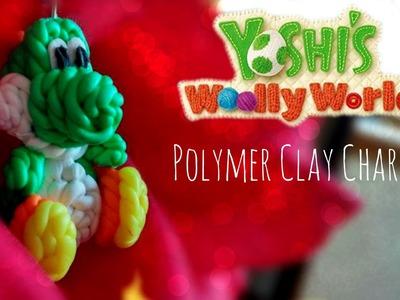 Yoshi's Woolly World Charm - Polymer Clay Tutorial
