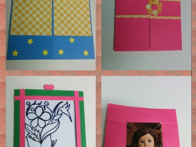 Art & Craft : How to make magic greeting cards