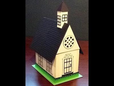 Chipboard Church Mini Album