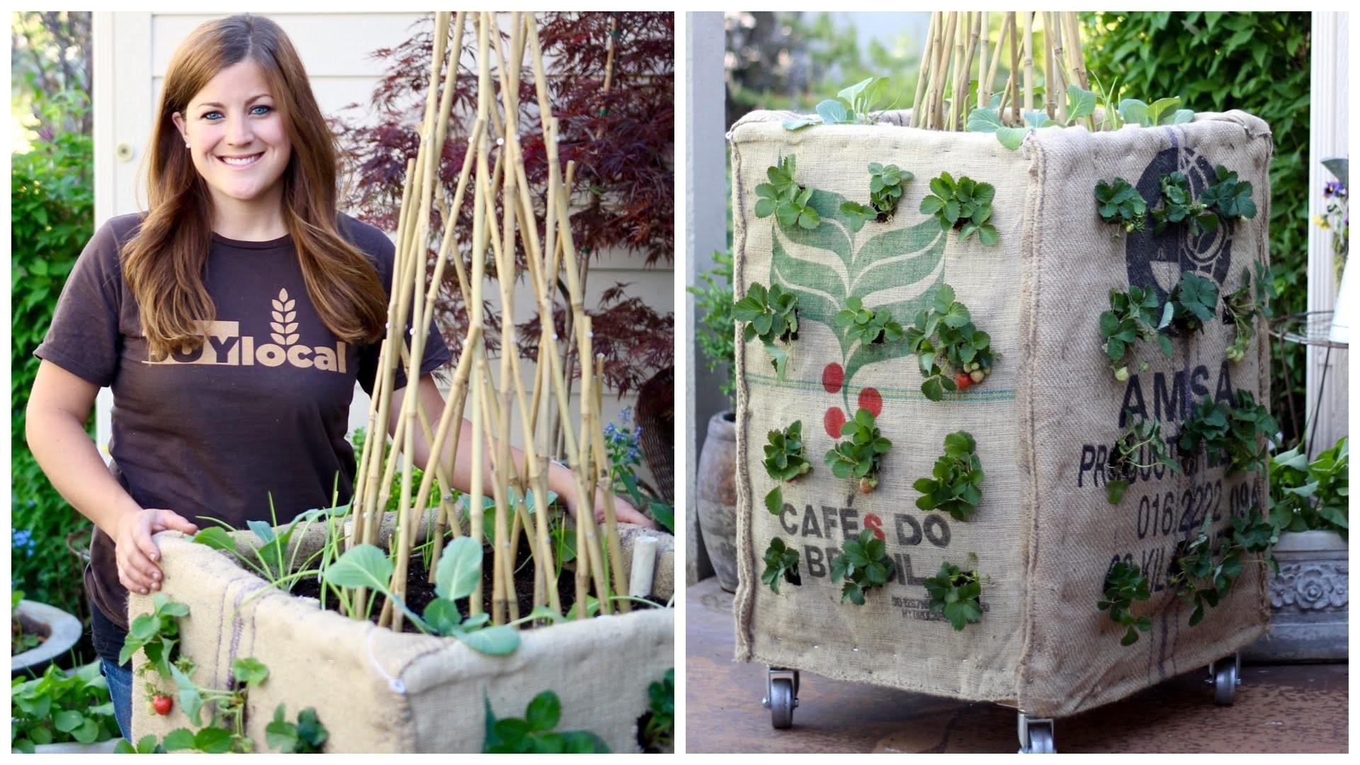 DIY Grow Box (Vertical Gardening)