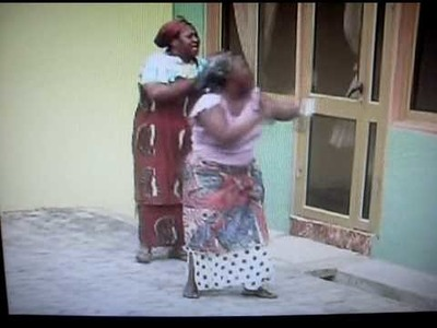 Funny Part of a Ghanaian Film