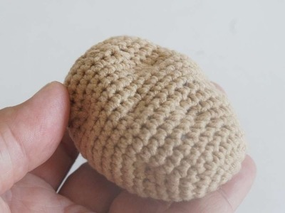 How To Make Crocheted Children's Toy Potato - DIY Crafts Tutorial - Guidecentral