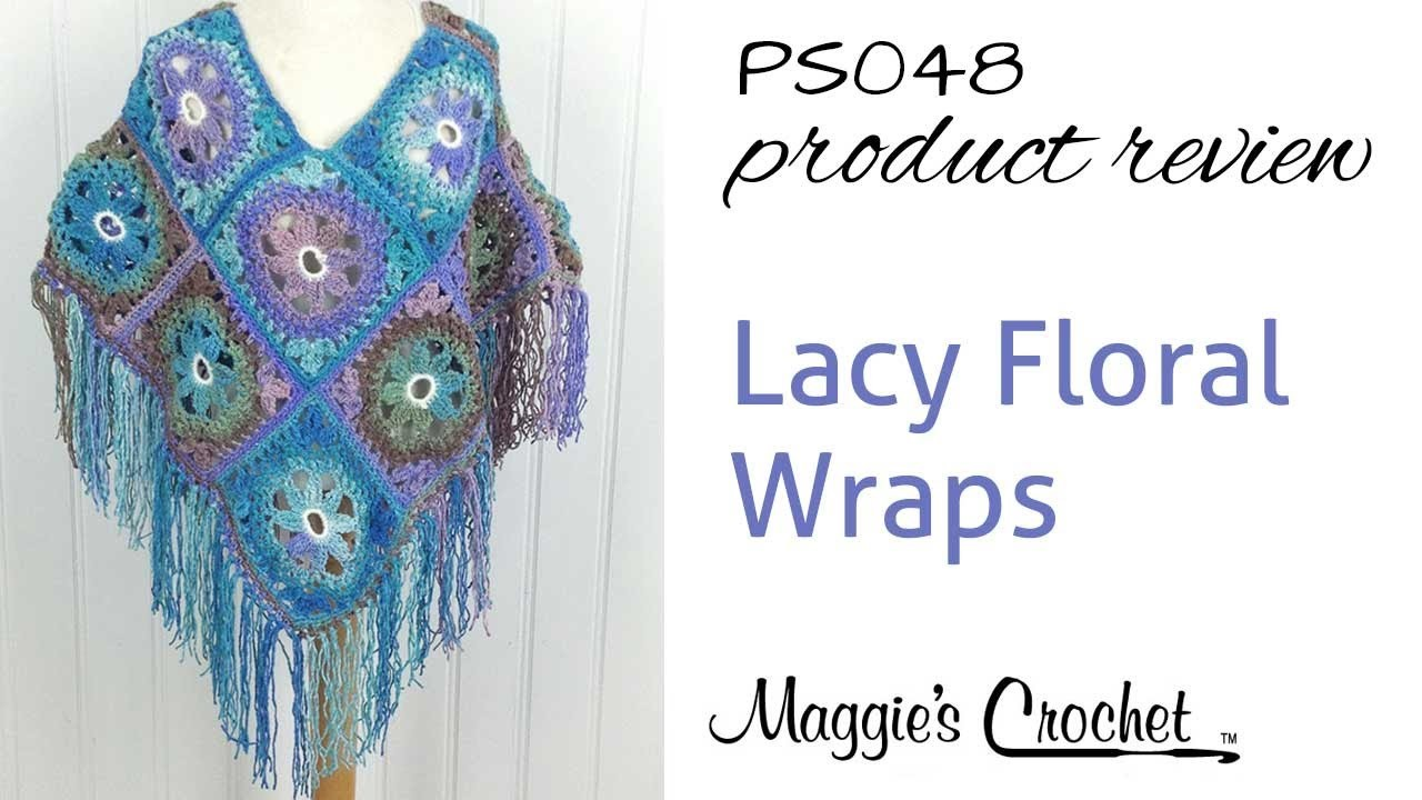 Lacy Floral Wraps Product Review PS048
