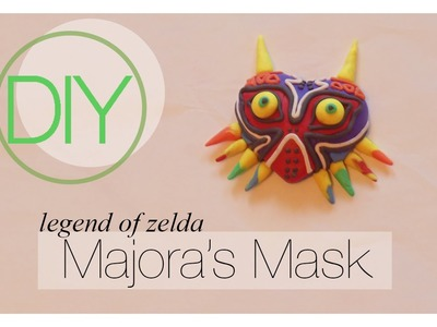 Legend of Zelda; Majora's Mask [Polymer Clay]