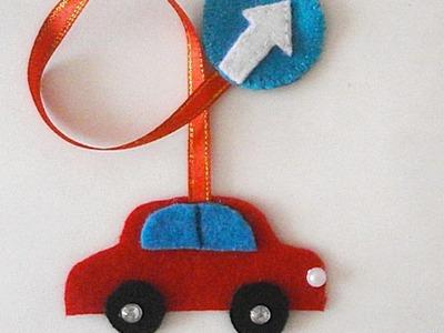 Make a Fun Car Bookmark - DIY Crafts - Guidecentral