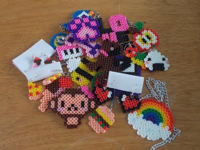 My Hama Bead Creations.Mi colección de Hama Bead #1