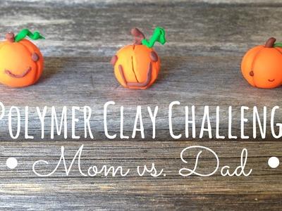 Polymer Clay Challenge: Mom vs. Dad | Lissy0299