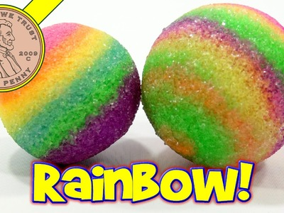 Rainbow Super Ball Lab By Dr Wacko's, Bouncy Ball Fun!