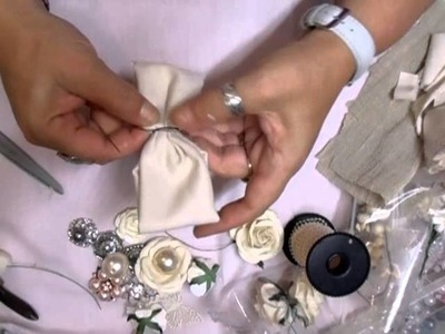 Shabby Chic, Vintage Bow Tutorial - jennings644