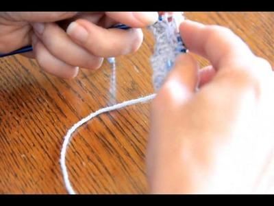 Video Tutorial: Cha-Ching Stitch