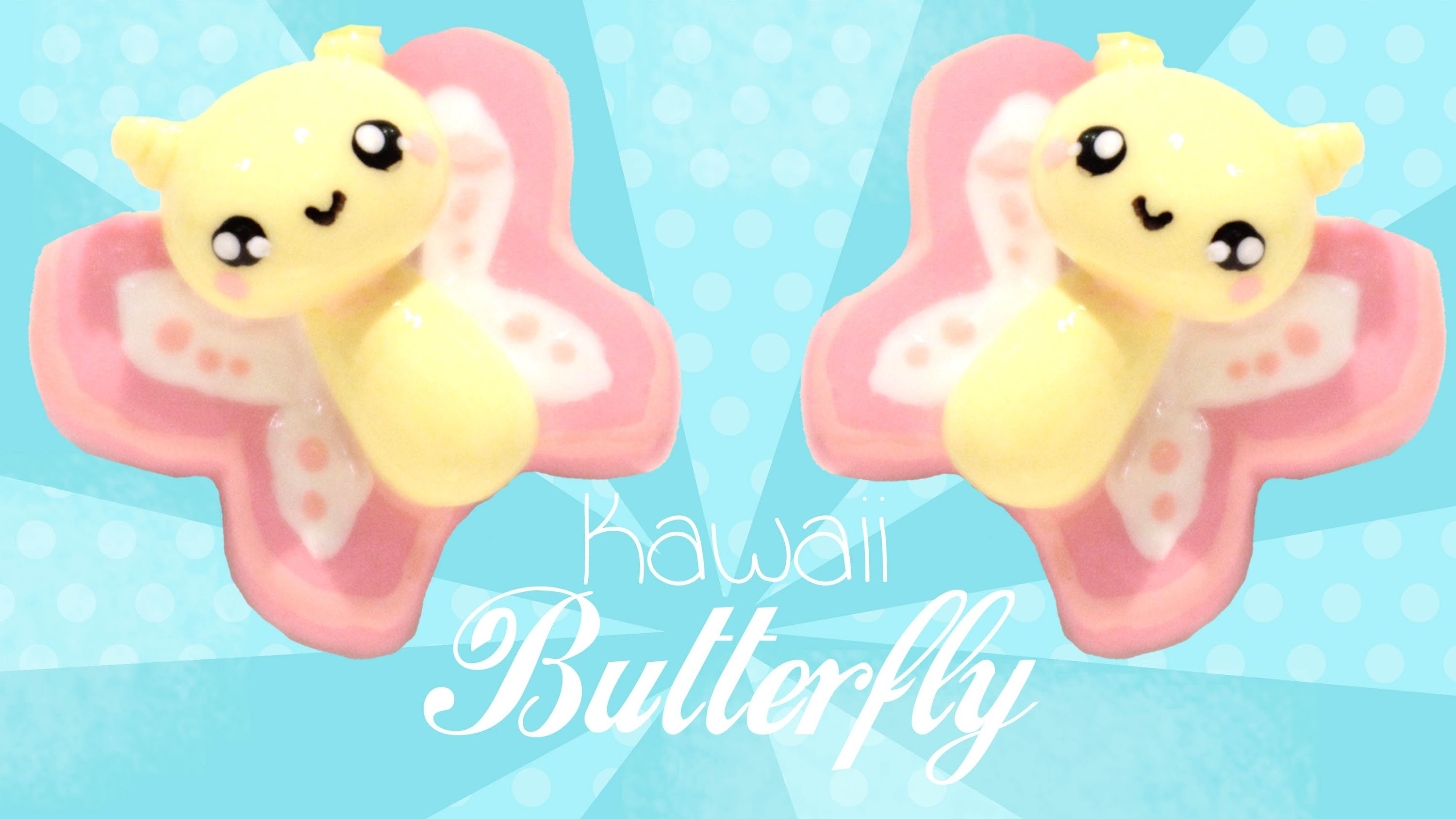 ^__^ Butterfly! - Kawaii Friday 139